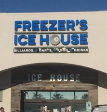 Freezer's Ice House, Tempe AZ.