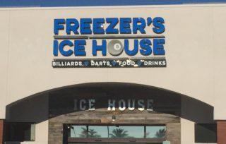 Freezer's Ice House, Tempe AZ.