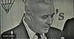 Willie Mosconi vs. Jimmy Caras – ABC's Wide World Of Sports (1963)