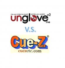 Glove Alternatives: Cue-Z Finger Slides & Unglove